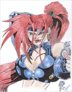 Battle Chasers (Red Monika)
